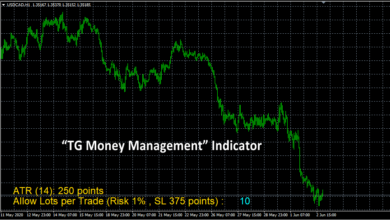 "Photo of 100% FREE – ""TG Money Management"" Indicator"